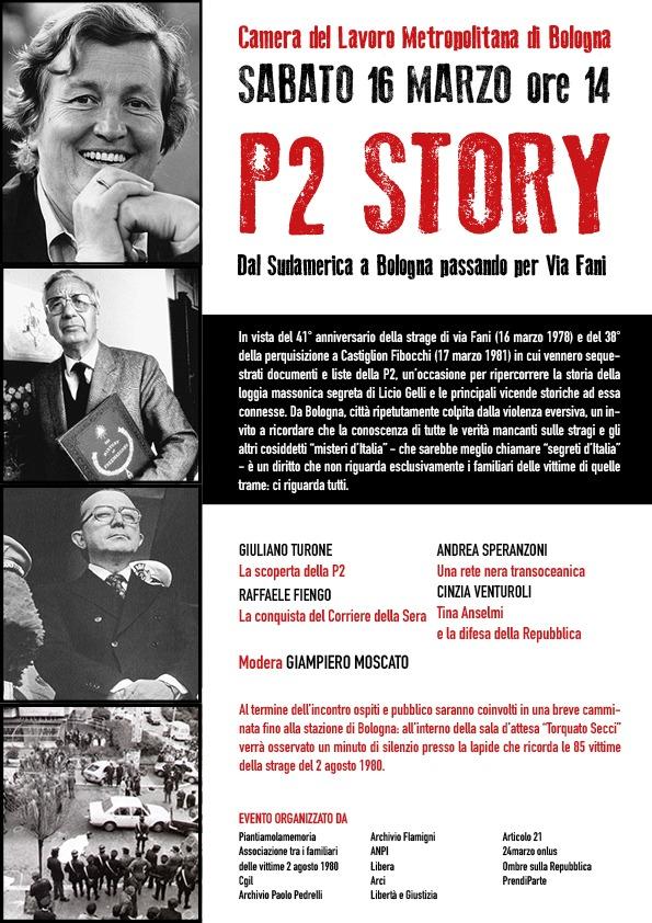 P2 STORY  Dal Sudamerica a Bologna, passando per Via Fani