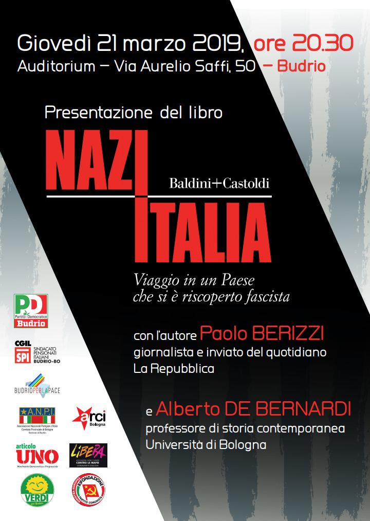 Presentazione libro/inchiesta Nazi Italia