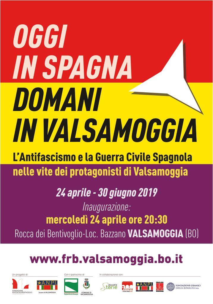 OGGI IN SPAGNA domani in Valsamoggia