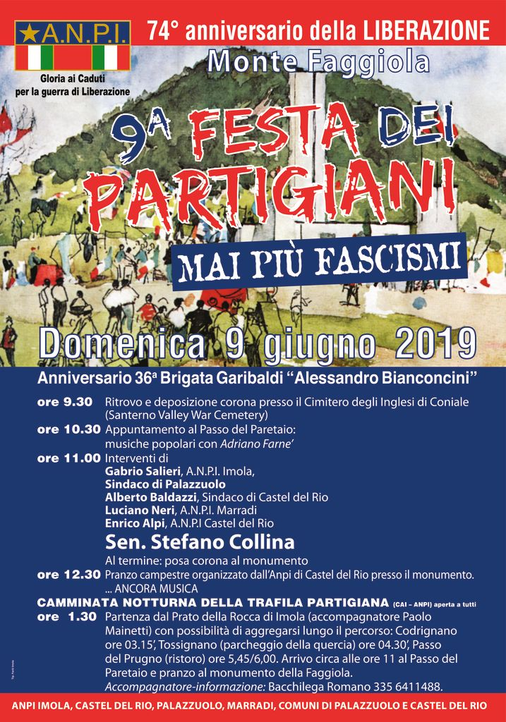 thumbnail of Poster Fagiola 19