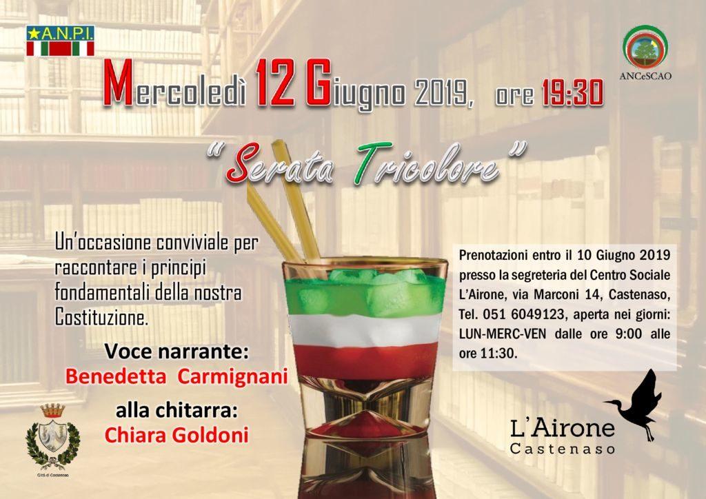 thumbnail of Serata Tricolore – 12 Giugno