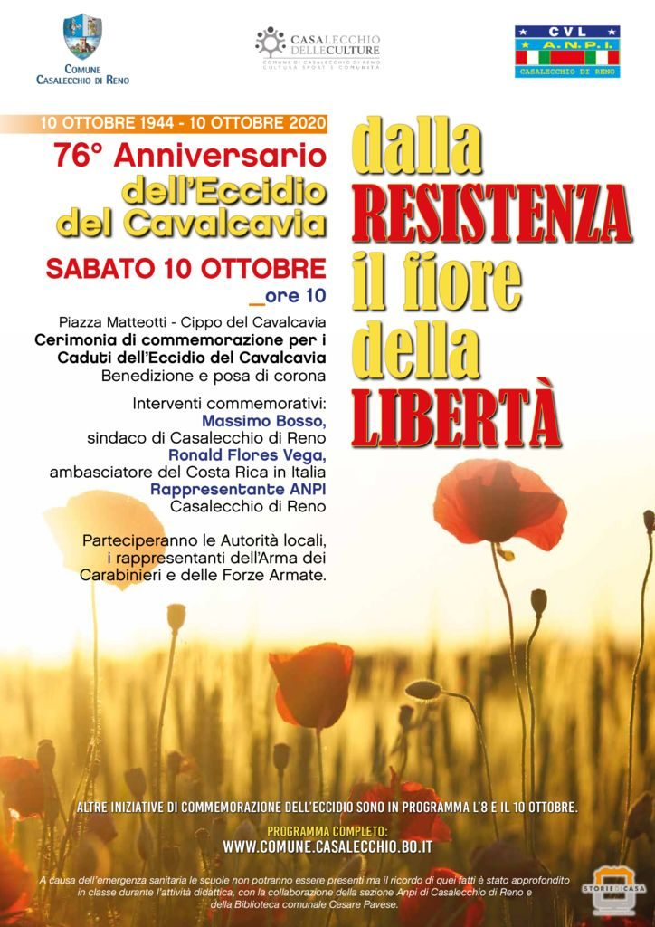 thumbnail of Commemorazione Eccidio Cavalcavia 2020