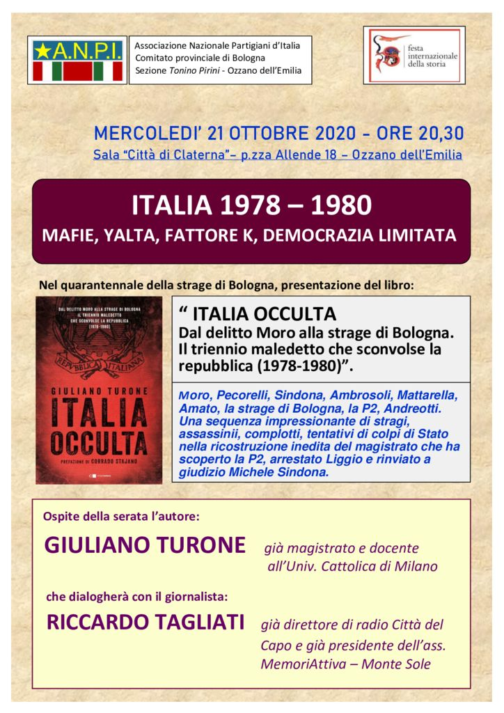 thumbnail of Volantino Italia occulta.1