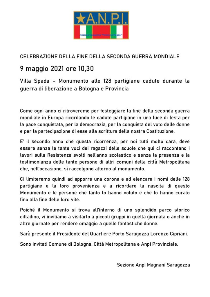 thumbnail of Volantino 9 maggio