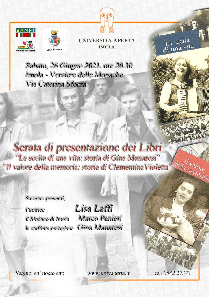 thumbnail of poster Gina eClementina