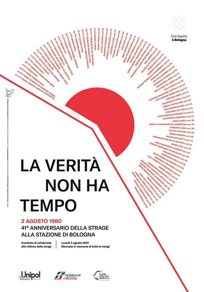 thumbnail of 41° anniversario della strage alla stazione di Bologna